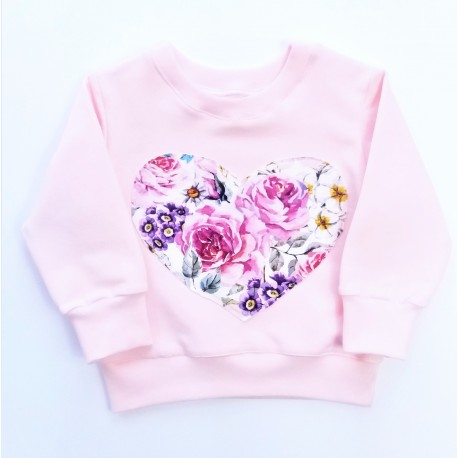 Bluza kwiaty